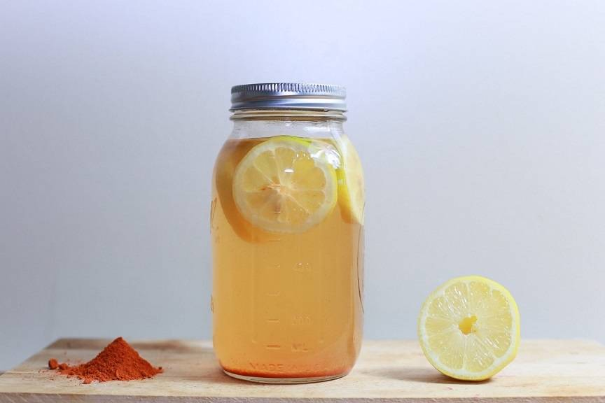 Start Your Morning Right With Lemon Water
