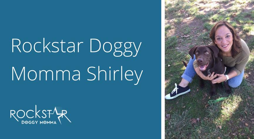 Rockstar Doggy Momma: Shirley