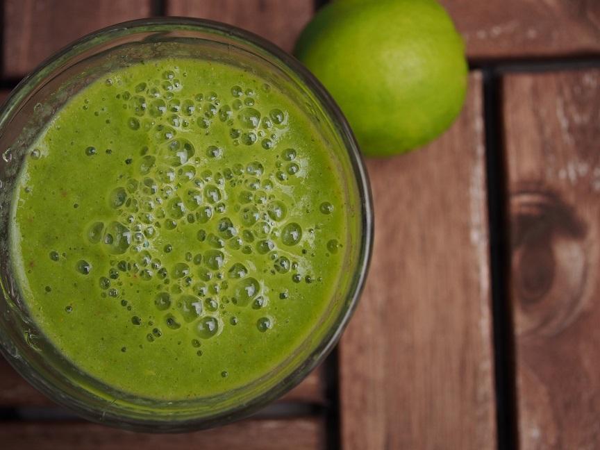 Chocolate Chip Green Smoothie Recipe