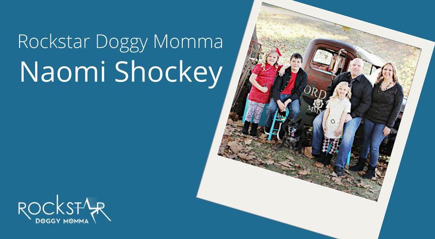 Rockstar Doggy Momma: Naomi Shockey