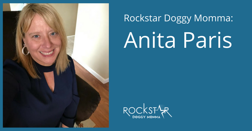Rockstar Doggy Momma: Anita Paris