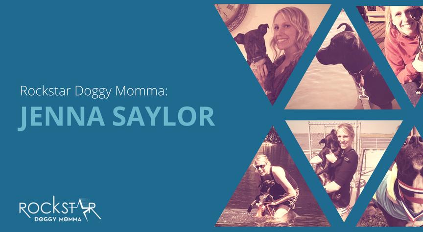 Rockstar Doggy Momma: Jenna Saylor