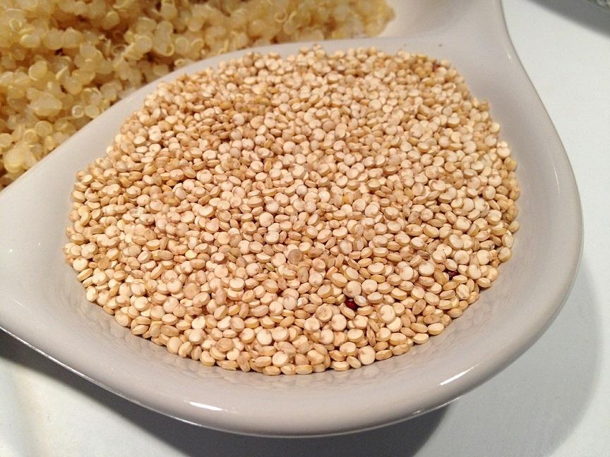 One of My Favorite Quinoa Recipes
