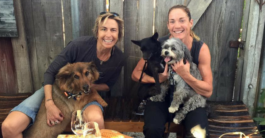 Rockstar Doggy Mommas: Siri Lindley and Bek Keat