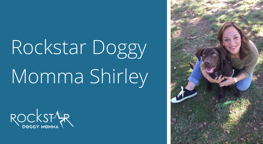 Rockstar Doggy Momma: Shirley