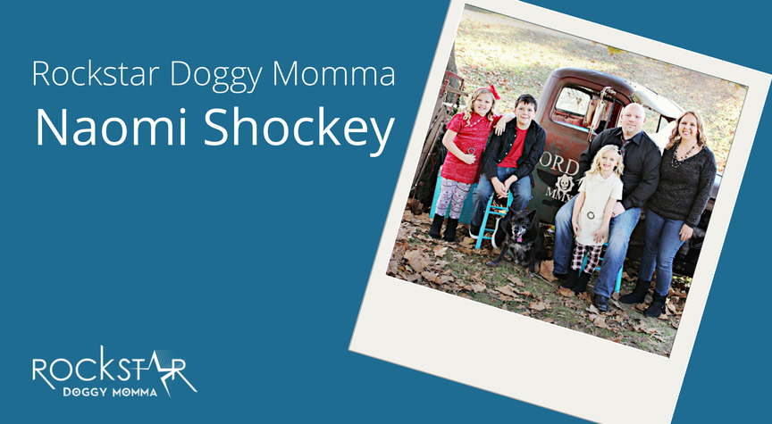 Rockstar Doggy Momma: Naomi Shockey