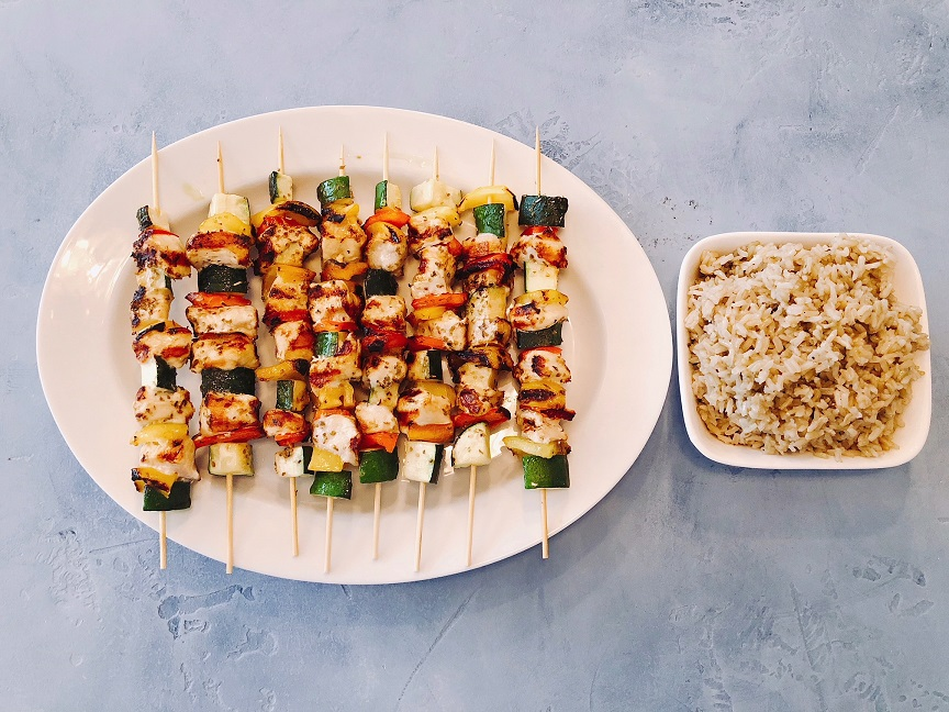 Chicken Kabobs Recipe for the Family