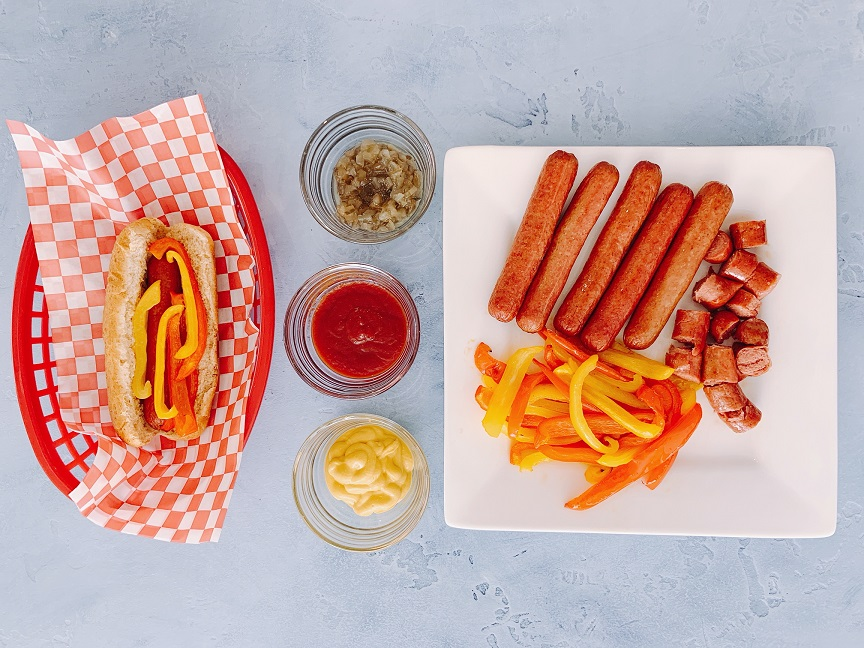 Hot Dog Recipe to Share With Your Dog
