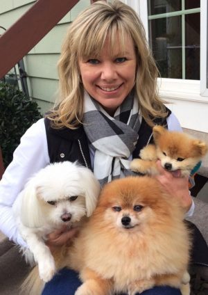 Beth Sobon Dog Momma